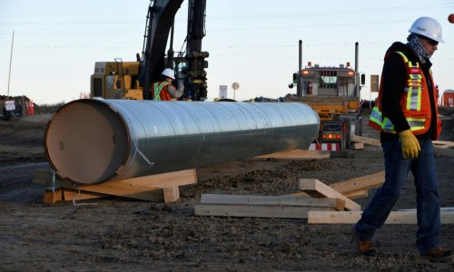 Why won't this giant oil pipeline reveal its secret backers?