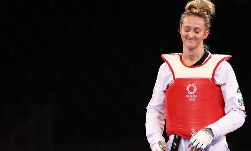 Team GB's Lauren Williams wins taekwondo silver as Jelic takes gold
