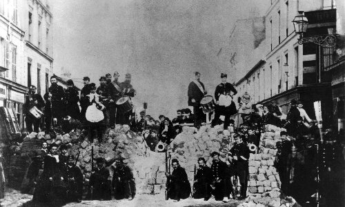 Vive la Commune? The working-class insurrection that shook the world