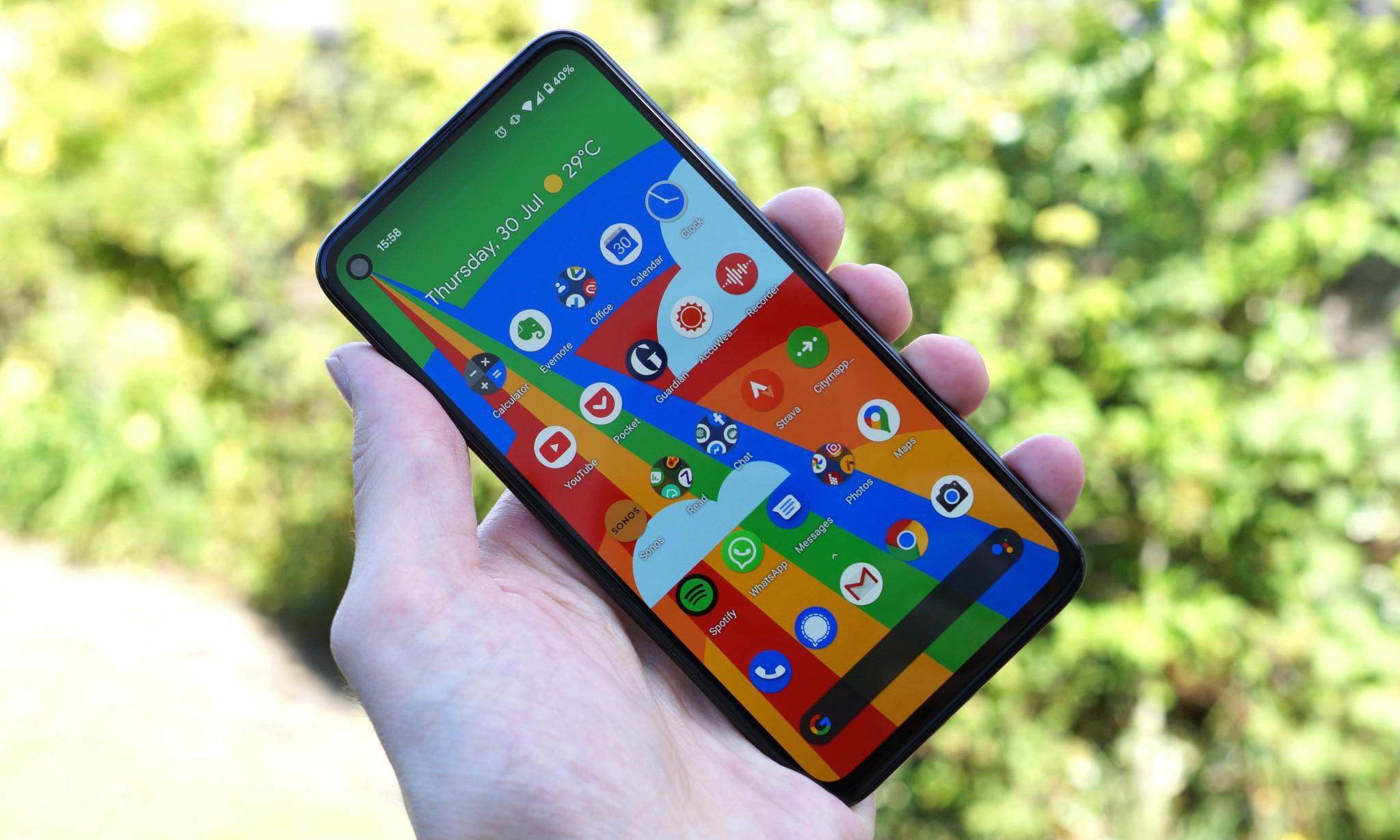 Discover google pixel phone