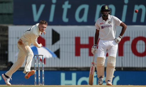 Rehabilitate Bess and work the spin: how England can stop rot in India