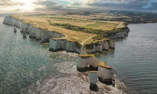 Rock of ages: how chalk made England