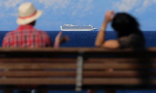 'We feel we're not going to get really sick': why the pandemic hasn't dissuaded ocean cruisers
