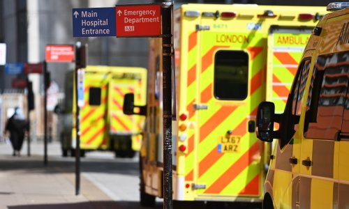 Doctors warn over increasing number of young people with Covid in ICU
