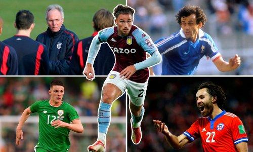 Football quiz: unexpected international call-ups