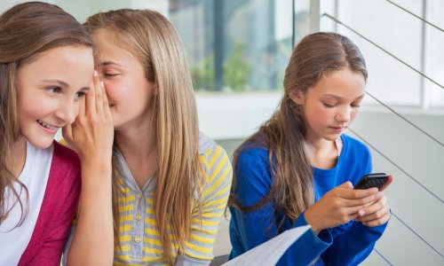 For too many girls, teenage years are a time of unwanted attention from older men