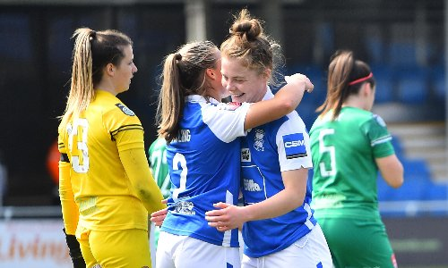 Ward insists league is priority despite Birmingham's Women's FA Cup progress
