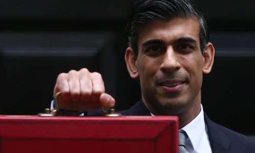 Rishi Sunak's budget is gambling with the climate crisis