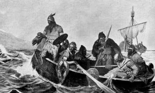 Solar storm confirms Vikings settled in North America exactly 1,000 years ago