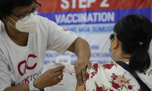 Philippines president Duterte: 'You choose, Covid vaccine or I will have you jailed'