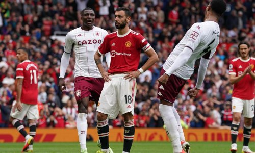 Solskjær says Manchester United ready to bounce back from defeats