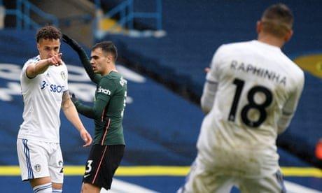Leeds United 3-1 Tottenham Hotspur: Premier League – as it happened