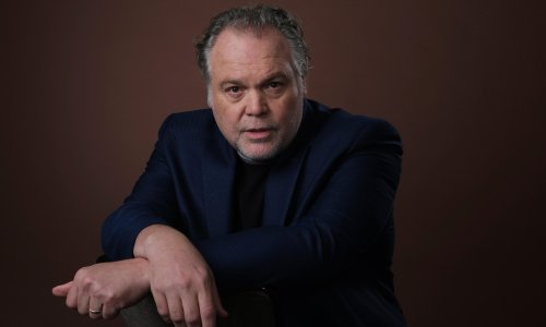 Vincent D'Onofrio: 'I really did get mugged by a monkey'