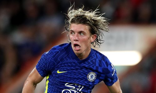 Crystal Palace win race to sign Chelsea midfielder Conor Gallagher on loan