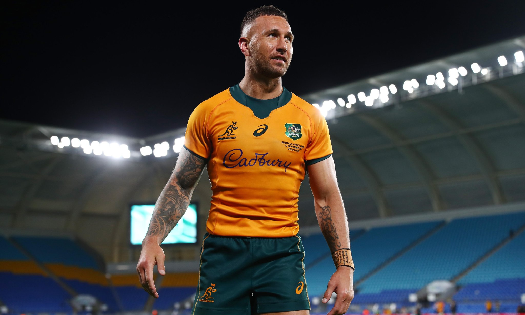 'Australian thing to do': Quade Cooper gets renewed backing in citizenship bid after Wallabies win | Australia rugby union team
