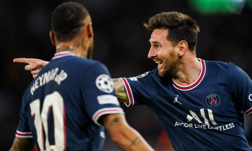 PSG 2-0 Manchester City: player ratings from the Champions League