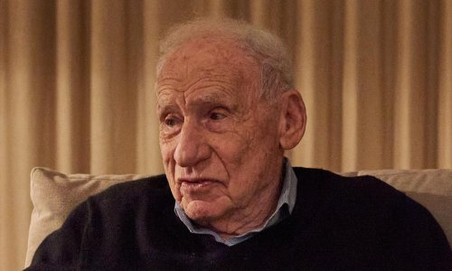 Mel Brooks announces his first memoir at the age of 95