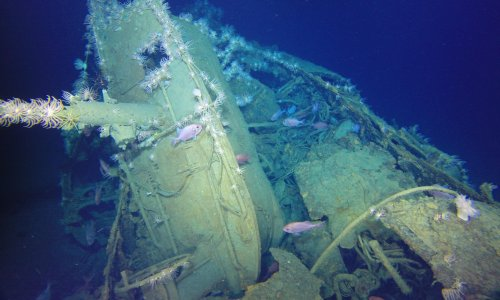 As 'metal pirates' loot seabed treasures, there are fears Australia's first submarine could be next