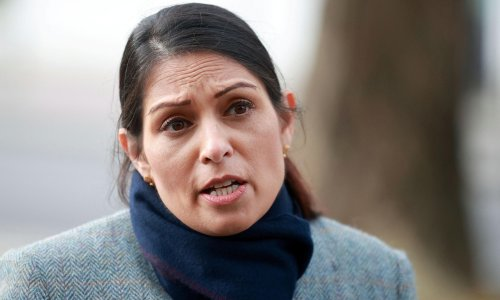 EU countries snub Priti Patel's plans to return asylum seekers