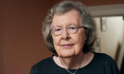 Penelope Lively: 'I was a traumatised teenager'