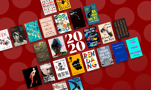 The best books of 2020 – picked by our acclaimed guest authors