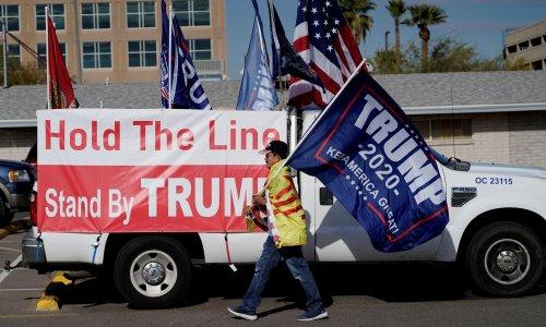 Arizona Republican 'audit' finds even bigger lead for Biden in 2020 election