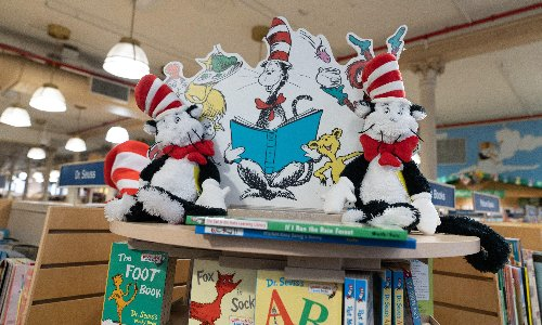 'It's a moral decision': Dr Seuss books are being 'recalled' not cancelled, expert says