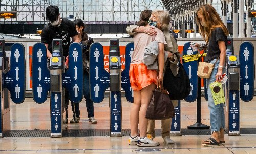 The science of hugging, and why we're missing it so much during the pandemic