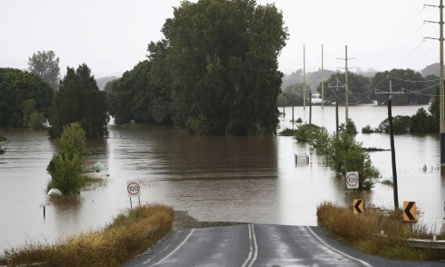 Is NSW flooding a year after bushfires yet more evidence of climate change?