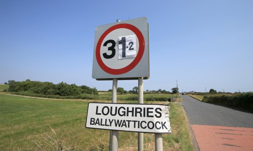 'Something's not right': Northern Irish townland has its 31.2C day in the sun