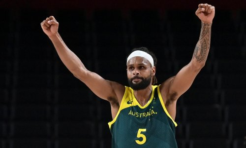 Patty Mills: 'I don't consider my actions to be political activism'
