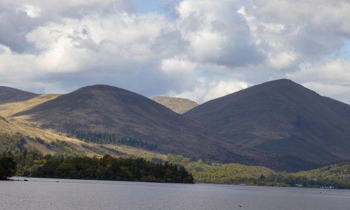 Man, woman and child who died in Loch Lomond named by police