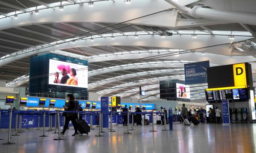 People trying to leave England without travel form face £200 fine