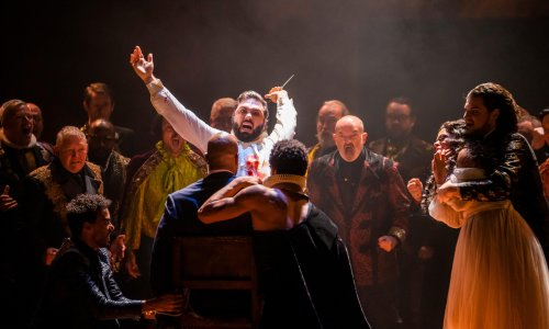 Rigoletto; London Symphony Orchestra/Rattle – review