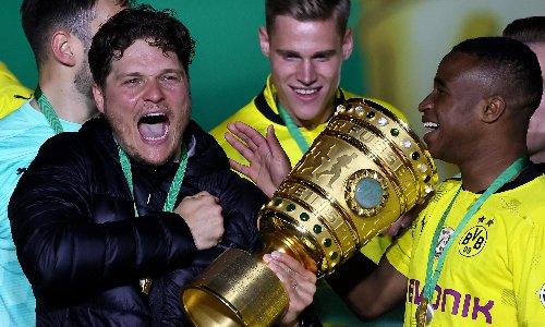 Edin Terzic salvages Dortmund's season to leave a yellow legacy