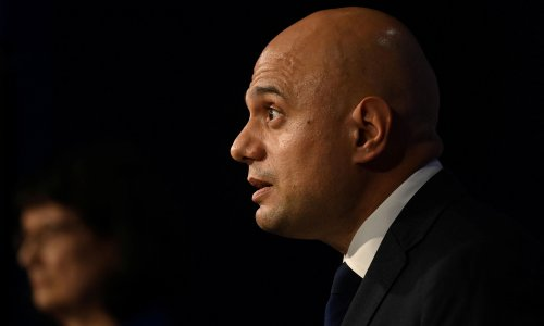 MPs should set example with masks in battle against Covid, says Javid