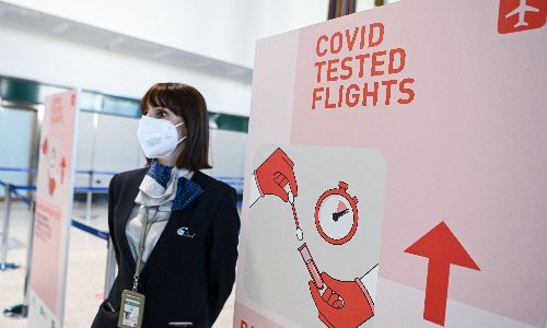 Airlines warn the cost of Covid tests will stop people going abroad