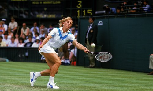 1984: Martina Navratilova, Wimbledon and the summer that transformed America forever