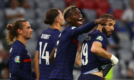 France 1-0 Germany: Euro 2020 – as it happened