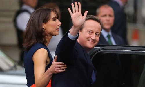David Cameron has ghosted Britain over Greensill. At least it's not the first time