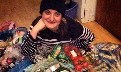 A moment that changed me: the first time I foraged in a supermarket bin