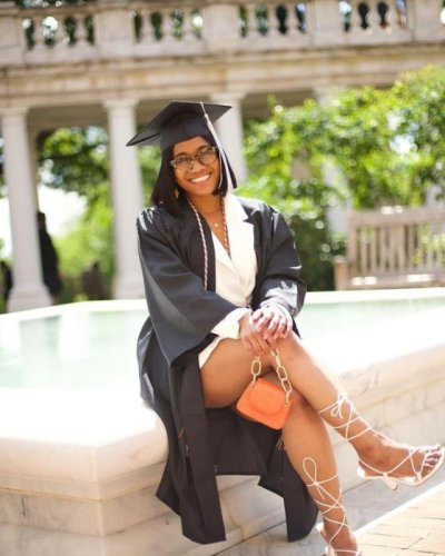 'I thought I would never make it': groundbreaking grads on their success