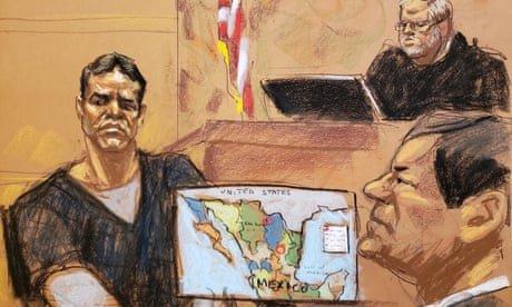 El Chapo v El Vicentillo: son of cartel's co-founder testifies against drug lord