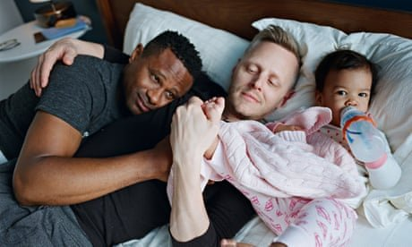 Dad and dad: a journey into gay fatherhood – in pictures
