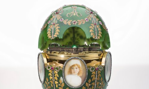 Moscow lends Fabergé Imperial Easter eggs for V&A exhibition