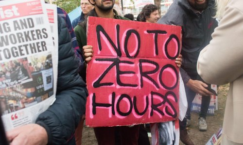 Zero-hours contracts 'trapping women of colour on low pay'