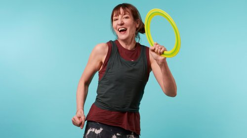 Fit in my 40s: fancy a game of Ultimate? Let the battle commence