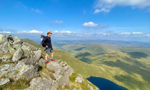 Go south of Snowdon to find peaceful walks away from the crowds