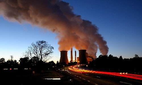 Morrison government can't conceal inaction on climate from US with 'smoke and mirrors'