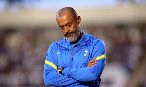Tottenham's Nuno has 'big issues' as two players test positive for Covid-19